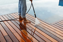 Powerwashing services on the Outer Banks of North Carolina